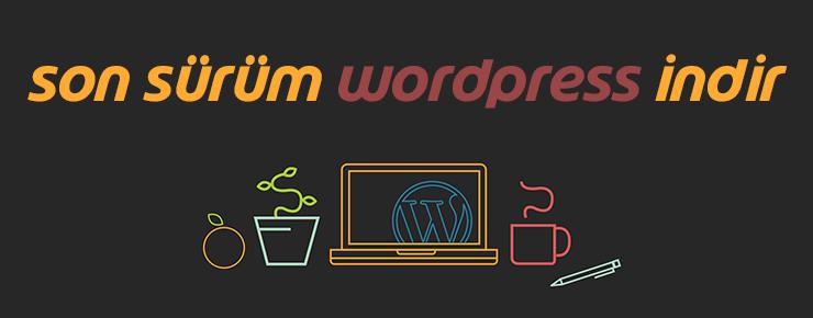 Son sürüm WordPress indir